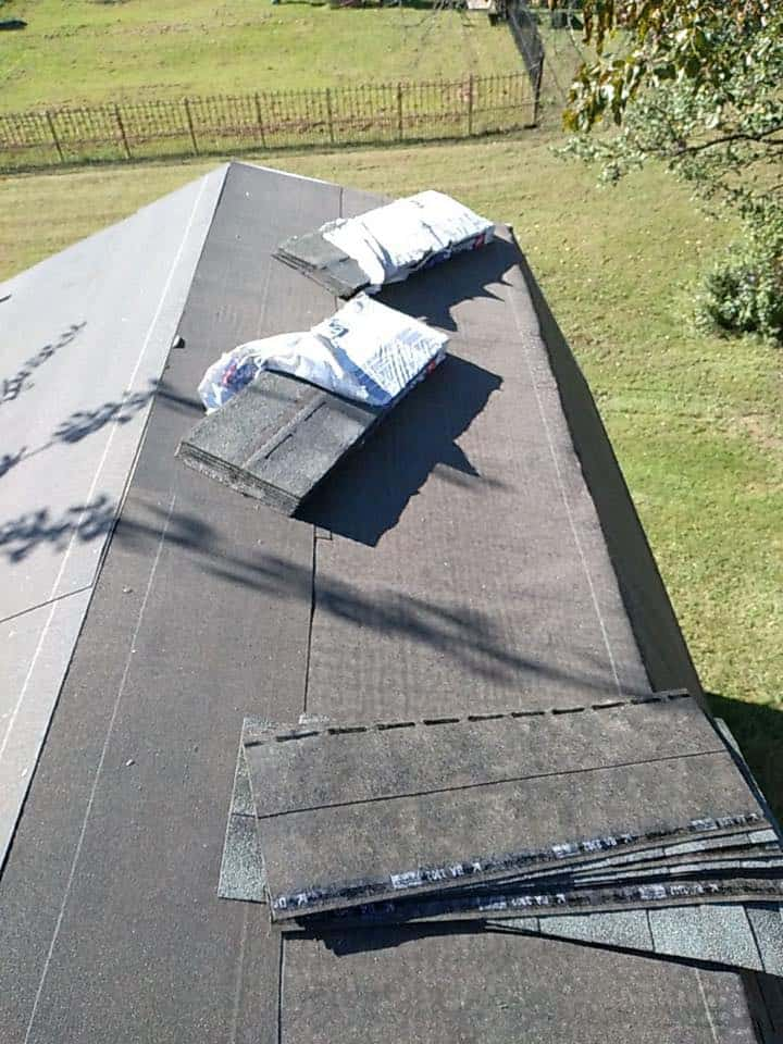 Small Roof Replacement